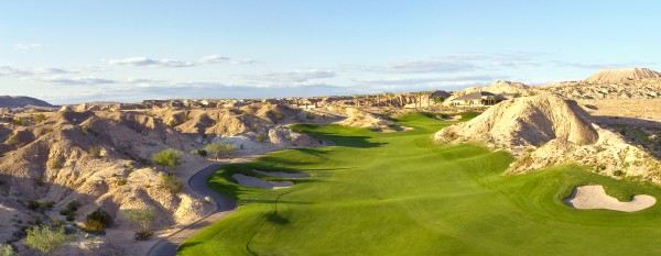 Canyons Course at The Oasis